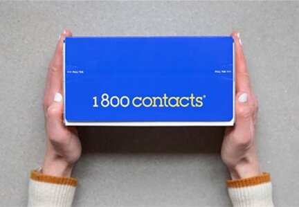 KKR Buys 1-800 Contacts from AEA