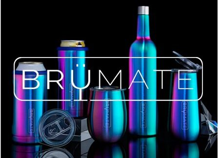 BrüMate Gets a Drinking Buddy