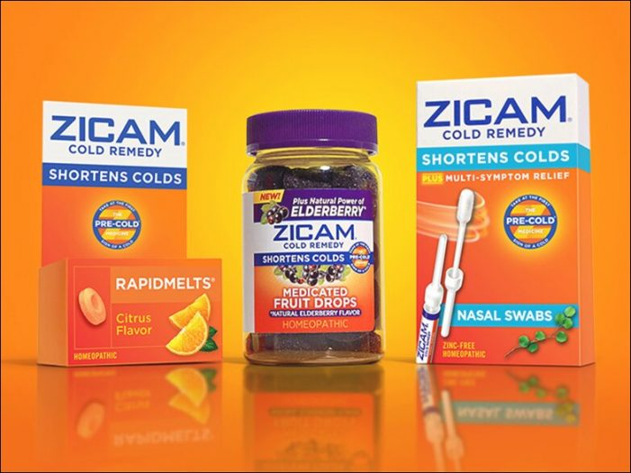 Gryphon Sells Zicam to Church & Dwight