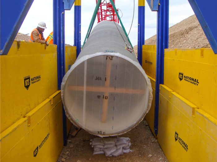 Tailwind Corners the Trench Safety Market
